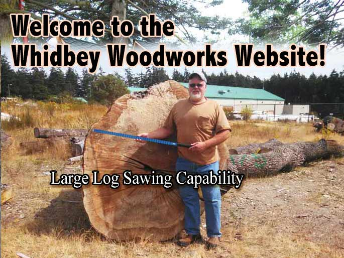 Large Log Sawing Capabilities